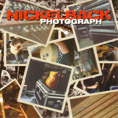 Nickelback Photograph / We Will Rock You 2 Track CD Single • 1.95£