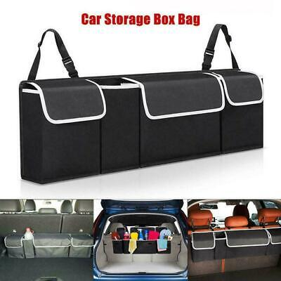 $7.78 • Buy Car Interior Accessories Back Seat Storage Box Bag Car Trunk Organizer Oxfo BX23
