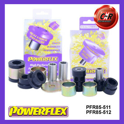 AU195.23 • Buy VW Passat B6 & B7 (06-13) Powerflex Rear Lower Link Bushes PFR85-511/PFR85-512
