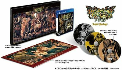 AU96.20 • Buy [PS4][USED]Dragon's Crown Pro Royal Package [Limited Edition Bundle]/Ra