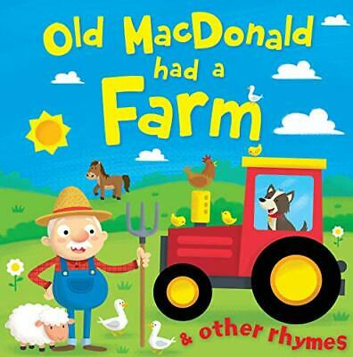 £2.97 • Buy Brown Watson 'Old MacDonald Had A Farm And Other Rhymes' Picture Book,