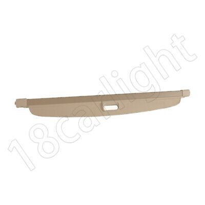 For 2006-2011 Mercedes-Benz ML350 Beige Trunk Cargo Cover Privacy Tonneau Shade • 114.99$