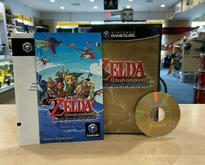 $47.49 • Buy Legend Of Zelda: The Wind Waker (GameCube, 2003) W/ Case & Manual Free Shipping