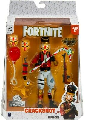 $ CDN48.51 • Buy Fortnite Legendary Series Crackshot Action Figure