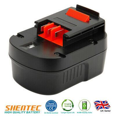 3000mAh 12V Ni-MH Battery For Black Decker A12 A12-XJ A12EX A1712 FS120B FSB12 • 18.99£