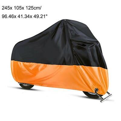 $23.36 • Buy XL Motorcycle Cover Waterproof Snow Dust For Harley Davidson Sportster 1200 883
