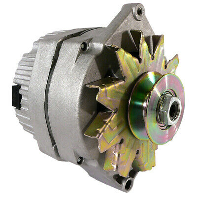 $ CDN109.93 • Buy New Alternator Fits Delco Gm 1 One Wire 10si 5/8 Pulley Agricultural Industrial