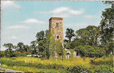 020 The Church, Hopton On Sea Posted 1966 • 3.99£