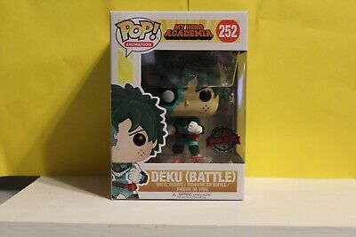 $28.95 • Buy 252-DEKU(BATTLE) SPECIAL EDITION- STICKER Exclusive..MIB FREE SHIPPING