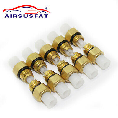 $13.44 • Buy 10pcs Air Suspension Valve Connector Fittings M10*1 For Q7 Touareg Cayenne Jeep