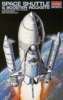 £10.86 • Buy Academy 1/288 Space Shuttle And Booster Rockets # 12707