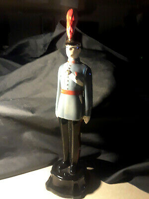 Christmas Soldier Ceramic Statue • 36.37£