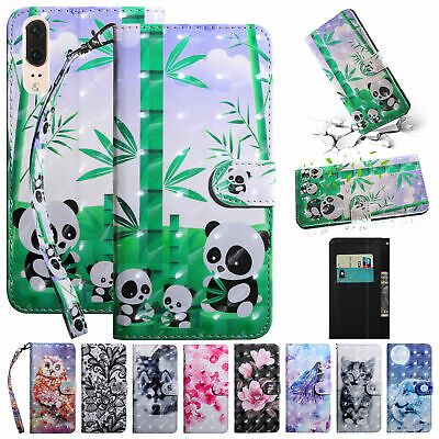 AU8.81 • Buy Leather Flip Case Wallet Stand Cover For Sony Xperia L4 Experia Mobile Phone New