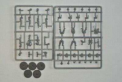 £8.50 • Buy Astra Militarum Cadian Shock Troops Infantry Sprue X5 Special Weapons And Bases