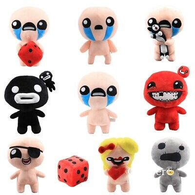 AU17.99 • Buy The Binding Of Isaac Afterbirth Rebirth Keeper D6 Super Meat Boy Plush Doll Toys