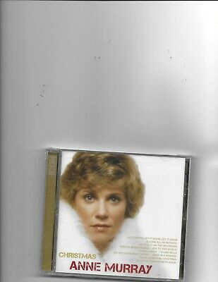 Anne Murray, Cd  Icon Christmas  New Sealed • 7.99$
