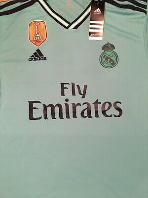 New 2020 Real Madrid Champions Jersey With Tags • 44.95$