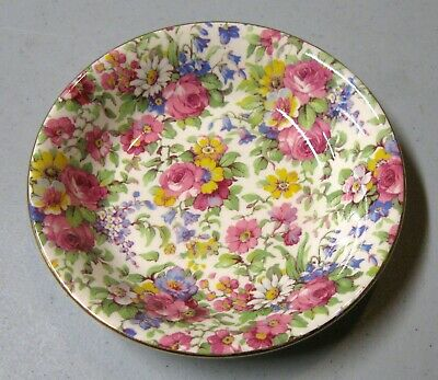 $ CDN20.03 • Buy Royal Summertime Chintz Fruit Or Dessert Bowl
