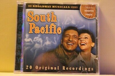 South Pacific - Broadway Musicals Series CD Royal Mail 1st Class FAST & FREE P&P • 2.25£