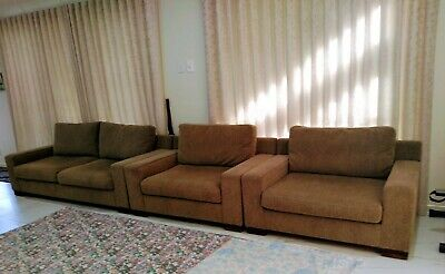 AU800 • Buy Extra Large Size 5 (almost 7) Seater Couch