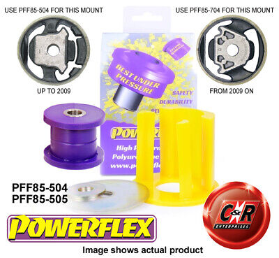 AU102.27 • Buy VW Passat B6 B7 06-Mid08 Powerflex Lower Engine Mnt Bush Kit PFF85-504/PFF85-505
