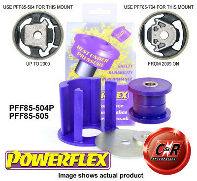 AU102.27 • Buy VW Passat B6 B7 06-Mid08 Powerflex LowEngMnt Bush Kit Track PFF85-504P/PFF85-505