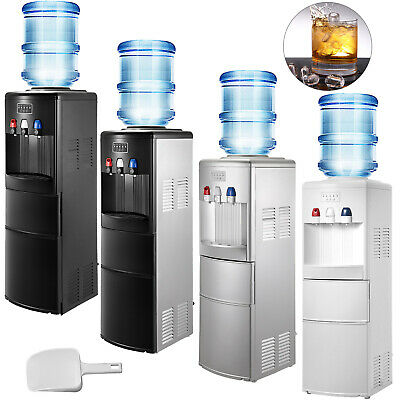 $270 • Buy Portable Water Dispenser With Ice Maker Water Cooler 12kg/24h Ice Dispenser