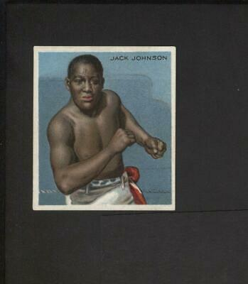 $329.99 • Buy 1910 T218 Mecca Cigarettes Tobacco Boxing Jack Johnson Front View NO Creases !!