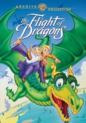 $17.73 • Buy THE FLIGHT OF THE DRAGONS New Sealed DVD Rankin Bass Warner Archive Collection