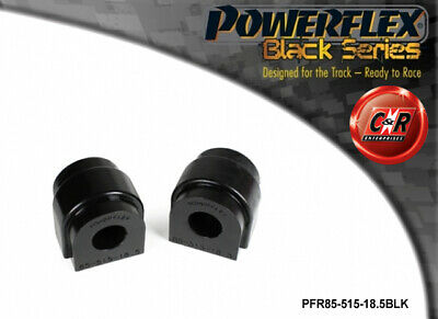 AU83.63 • Buy VW Passat B6 B7 3C 06-13 Powerflex Black Rr ARB Bushes 18.5mm PFR85-515-18.5BLK