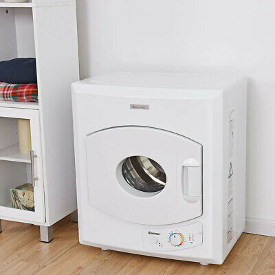 View Details Electric Tumble Compact Laundry Dryer Stainless Steel Wall Mounted • 307.25$