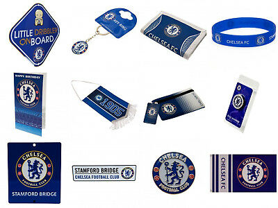 Chelsea FC Official Football Club Birthday Xmas Gifts Brand New • 3.99£