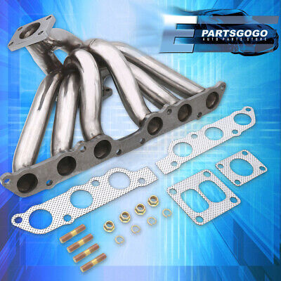 $ CDN202.99 • Buy For 93-98 Supra / 92-00 SC300 / 93-05 GS300 / 01-05 IS300 Turbo Steel Manifold