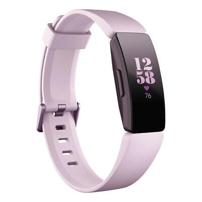AU158 • Buy Fitbit Inspire HR Heart Rate + Fitness Tracker - Lilac