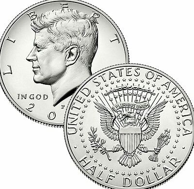 $2.30 • Buy 2013 P President Kennedy Half Dollar Fifty Cent United Sates Mint Coin Money