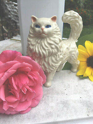 $24 • Buy Vintage  Ceramic Arts Studio Cat Tom Cat Rare Figurine Persian Number 208 1947