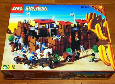 £814.90 • Buy (NEW)LEGO System Fort Legoredo 6769 Classical RARE Discontinued Vintage