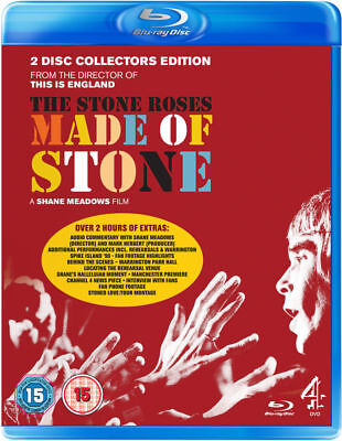 AU11.02 • Buy The Stone Roses Made Of Stone 2 X Blu Ray Unwanted Xmas Gift Present