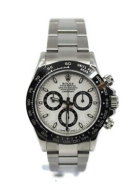 $ CDN36188.17 • Buy Rolex Daytona Cosmograph Stainless Steel Watch 116500