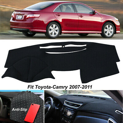 $21.83 • Buy For Toyota Camry 2007-2011 Dashmat Cover Non-Slip Dashboard Cover Mat Cover