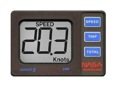 NASA Target Speed & Distance Log Display Only (Excluding Transducer) • 79£
