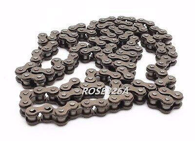 AU19.06 • Buy 520 X 94 Heavy Duty Non O-Ring Drive Chain 520 Pitch 94 Links