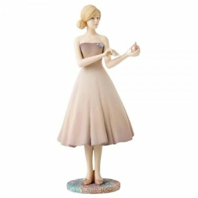 Hallmark By Enesco Style & Gracie Beautiful Times Figurine New Boxed • 23.95£