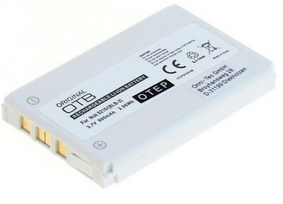 LI-ION Battery For Nokia 8850 Phone Accu Battery New • 7.25£