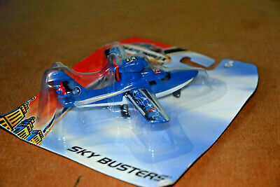 Matchbox Skybusters Hero City Float Plane • 2.99£
