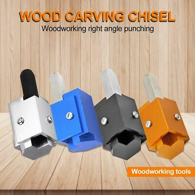 £8.95 • Buy Corner Chisel Square Hinge Recesses Mortising Right Angle Carving Chisel Tool UK