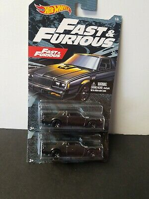 $14.95 • Buy 2019 Hot Wheels Fast & And Furious BUICK GRAND NATIONAL HTF HARD TO FIND NEW