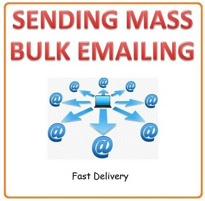 $1 • Buy BEST MASS EMAIL BULK EMAIL SENDING For Email Campaign
