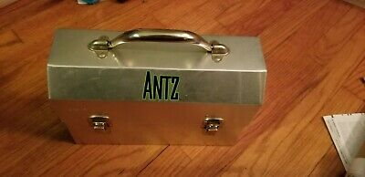 $ CDN48.57 • Buy Antz Disney Rare Stainless Steel Promotional Lunch Box And Thermos Lunch Box