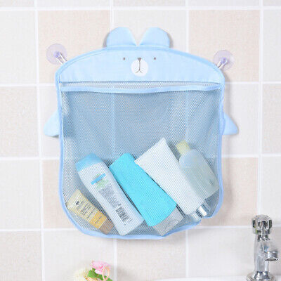 Baby Bath Toy Tidy Storage Hanging Bag Mesh Net Bathroom Organiser Random Colour • 4.89£